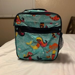 NIB Thirty-One Lunch Buddy Thermal Mermaid Lagoon